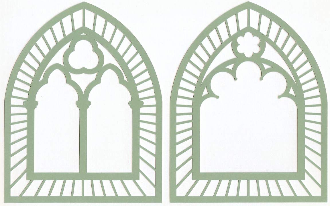 gothic window 2. Black Bedroom Furniture Sets. Home Design Ideas