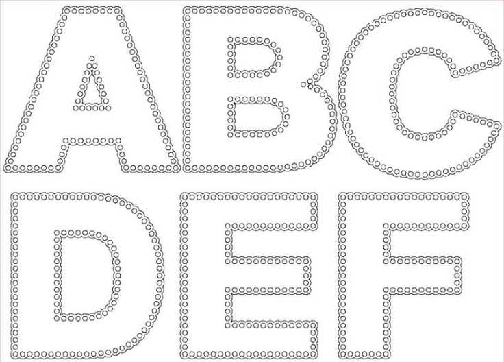Scalloped_ABCDEF